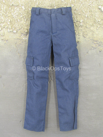 Anti-Riot Police - Blue Pants