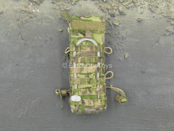 US Army Special Forces FAMCON - Multicam MOLLE Hydration Pouch