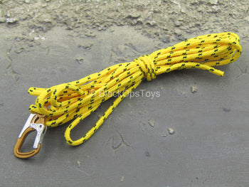 USAF Pararescue Jumper - Coiled Rope w/Carabiner