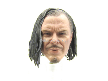 Iron Man 2- Whiplash - Male Head Sculpt