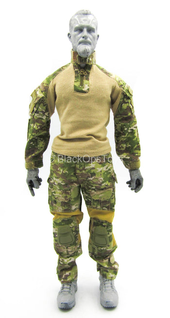 USAF Pararescue Jumper - Multicam Combat Uniform