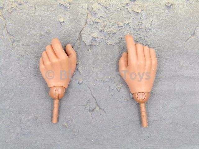 Barrack Sergeant PMC Machine Gunner Hands x2
