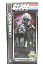GI Joe - Snake Eyes w/Timber - Exclusive Version - MINT IN BOX