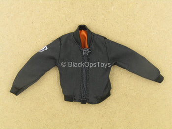 1/12 - Rumble Society - PSCC - Black & Orange Flight Jacket