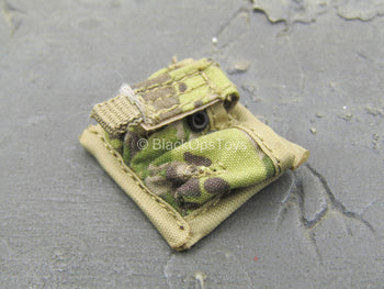 US Air Force - PJ - Multicam Hook & Loop Counterweight Battery Pouch