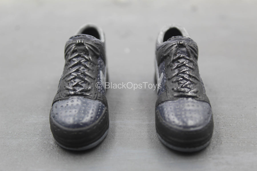 Seditionary Army - Black Shoes (Foot Type)