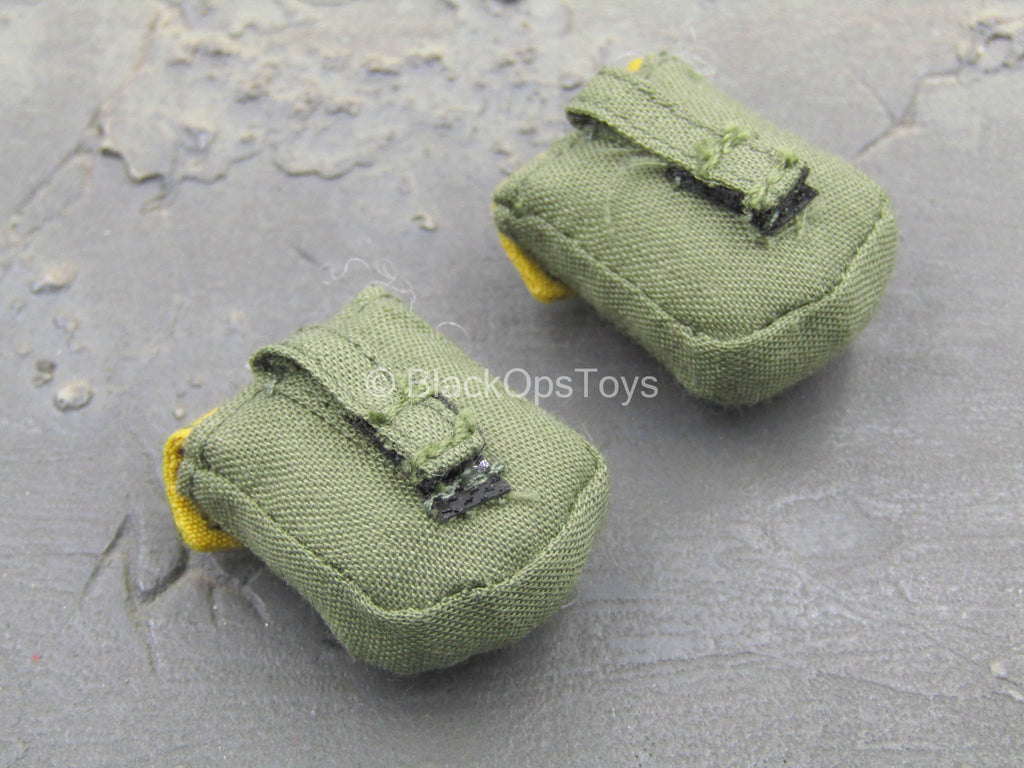 Deep Blur Diver - Tactical Pouch Set