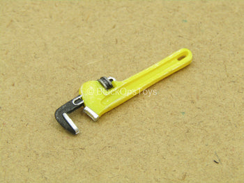 1/12 - Rumble Society - PSCC - Yellow Pipe Wrench