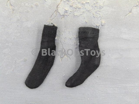 Navy Seal Special Tears of the Sun Black Socks