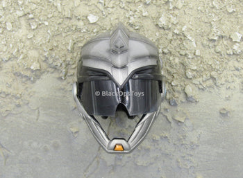 Female Galaxy Soldier Helmet w/Removable Chin Guard