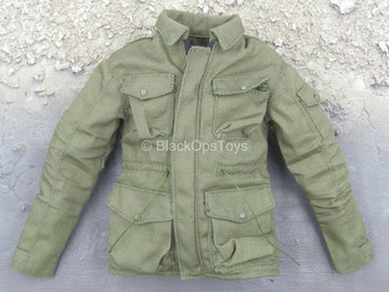Wade Stealth - Green Jacket