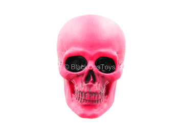 1/12 - Rumble Society - PSCC - Pink Skull Head Sculpt Type 1