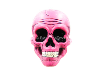 1/12 - Rumble Society - PSCC - Pink Skull Head Sculpt Type 2