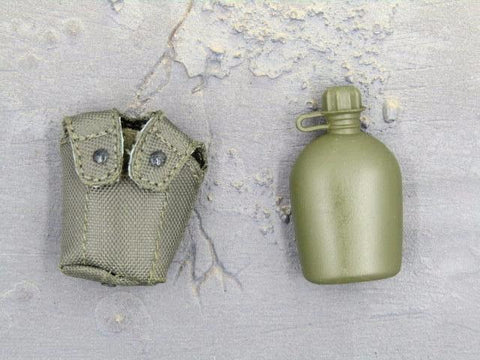 Navy Seal Special Tears of the Sun Canteen & Pouch