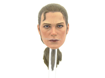 Snake Eater - Female Head Sculpt