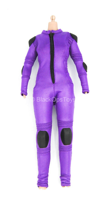 Hit Girl - Teenage Size Female Body w/Purple Bodysuit