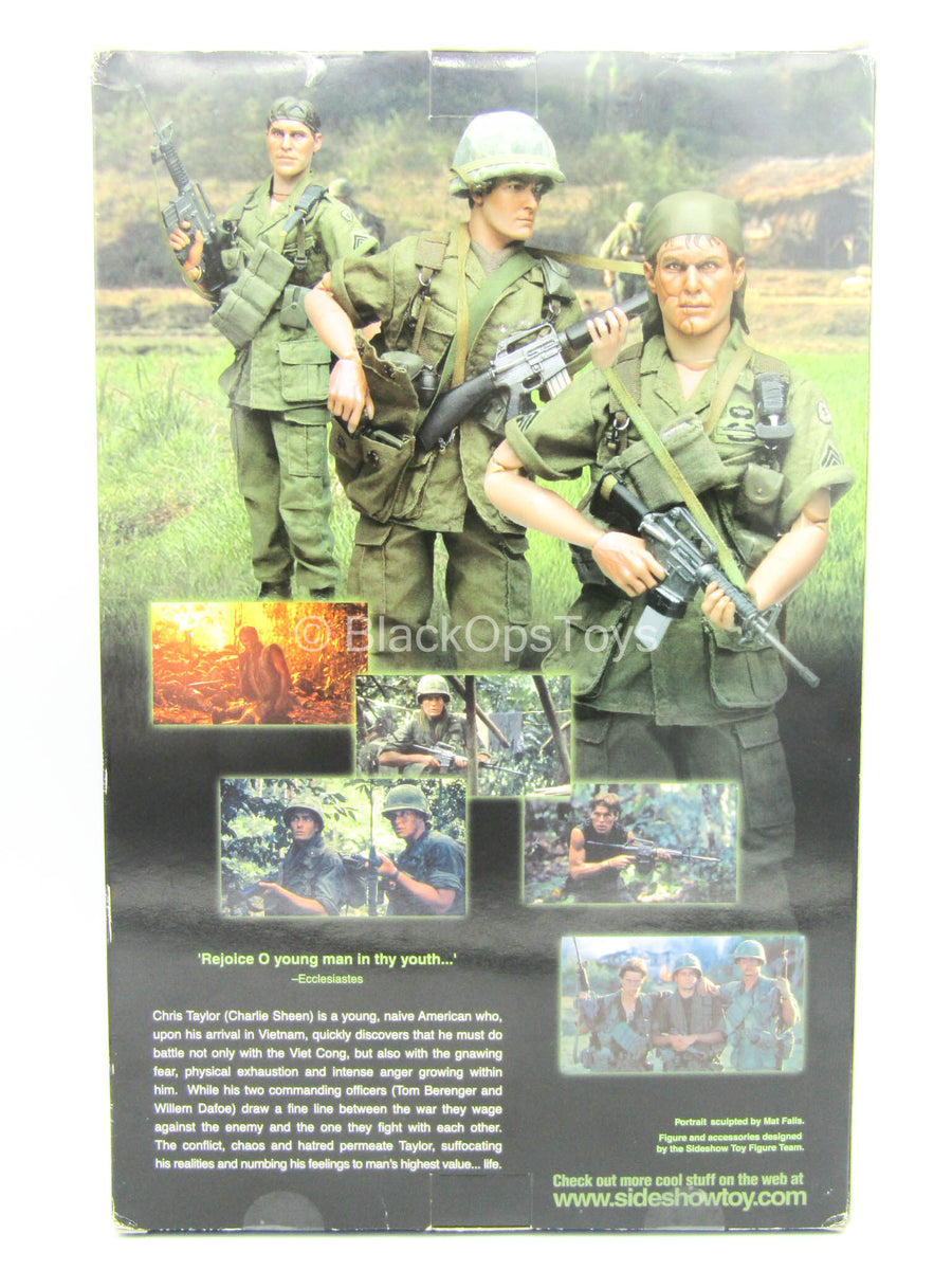 Platoon - Vietnam Barnes - OD Green Uniform Set