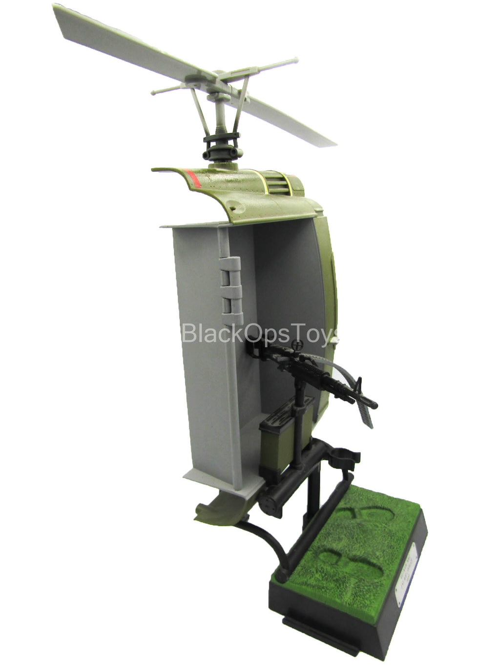 Vietnam War - Sky Troopers - Diorama Base Figure Stand