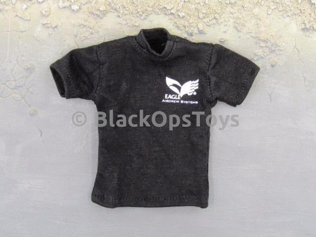 Flagset 1st SFOD Delta Force Breacher Black Eagle Aircrew T-Shirt