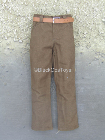 The Cowboy - Brown Pants