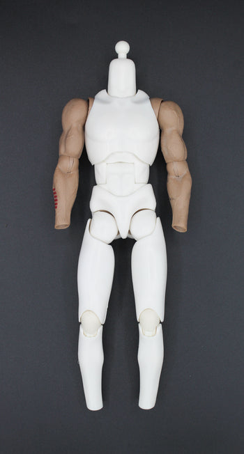 GI JOE - Camo Storm Shadow - White Male Base Body w/Regular Arms