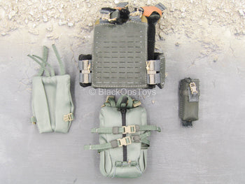 CIA SAD - Standard  Strandhögg SAPI Cut Plate Carrier Set
