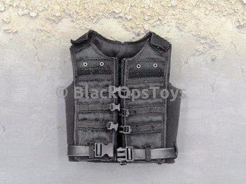 Deadpool Wade Wilson Ryan Reynolds Black Combat Vest
