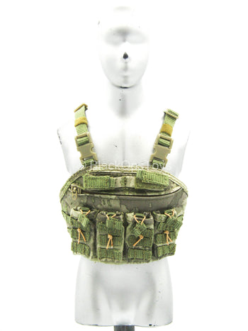 PMC - The Escort - Camo Chest Rig
