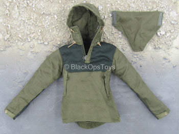 PMC - The Escort - OD Green Shirt w/Face Cover