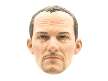 PMC - The Escort - Male Head Sculpt