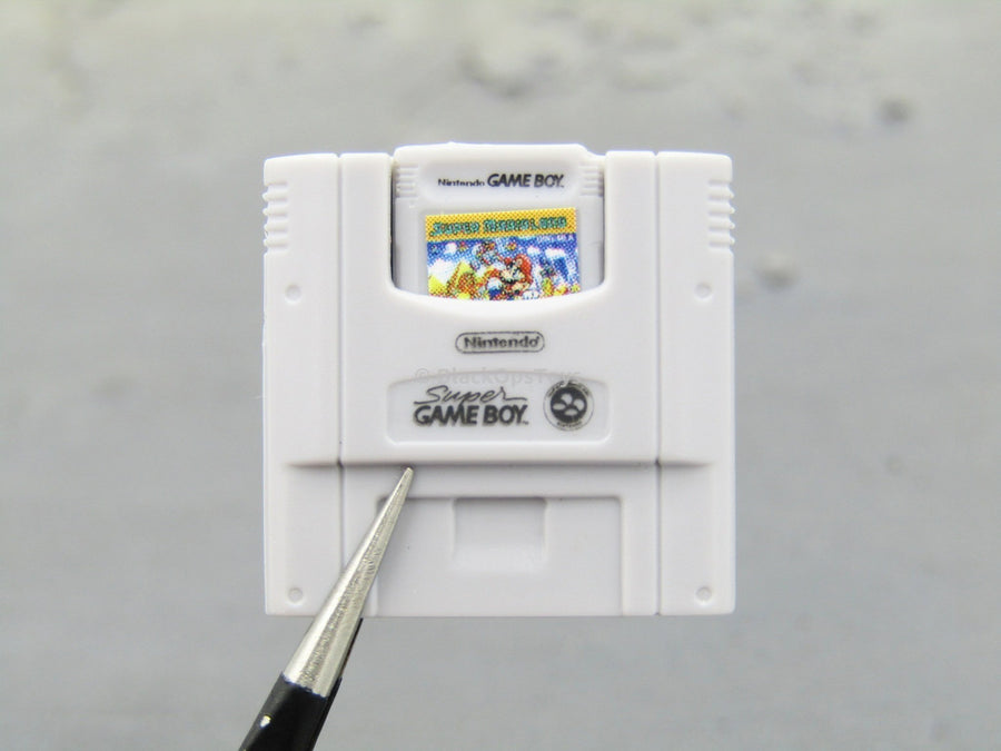 Nintendo History Collection 1/6 Scale Super Famicom Super Mario Land Cartridge Set
