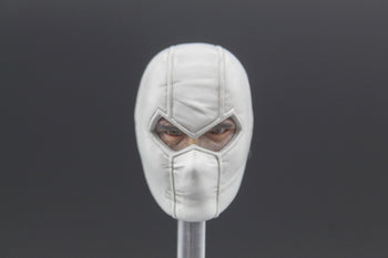 GI JOE - Camo Storm Shadow - White Masked Head Sculpt