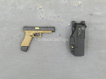 PMC - The Escort - Tan 9MM Pistol w/Holster