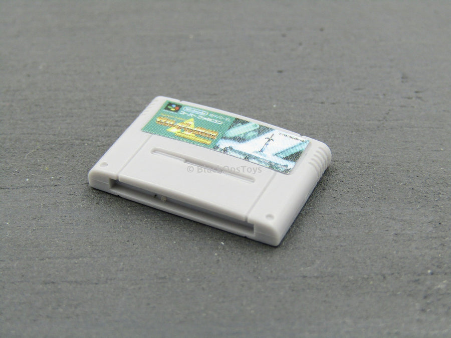 Nintendo History Collection 1/6 Scale Super Famicom The Legend Of Zelda Cartridge