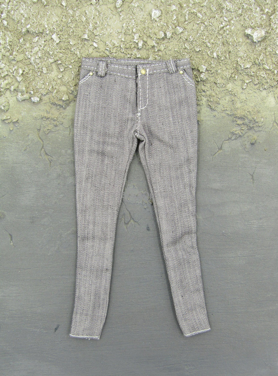 1/6 Scale Female Cool Grey Jeans