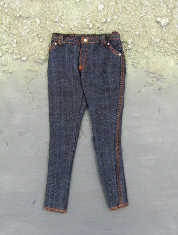 1/6 Scale Female Dark Blue Jeans