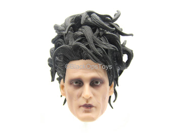 Edward Scissorhands - Male Head Sculpt