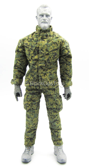 SMC Expeditionary Unit LRP John Marpat Camo Combat Uniform