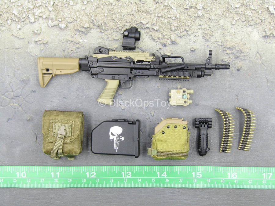 S.A.D. Low Profile - SAW K Super Compact 5.56 LMG w/Attachment Set