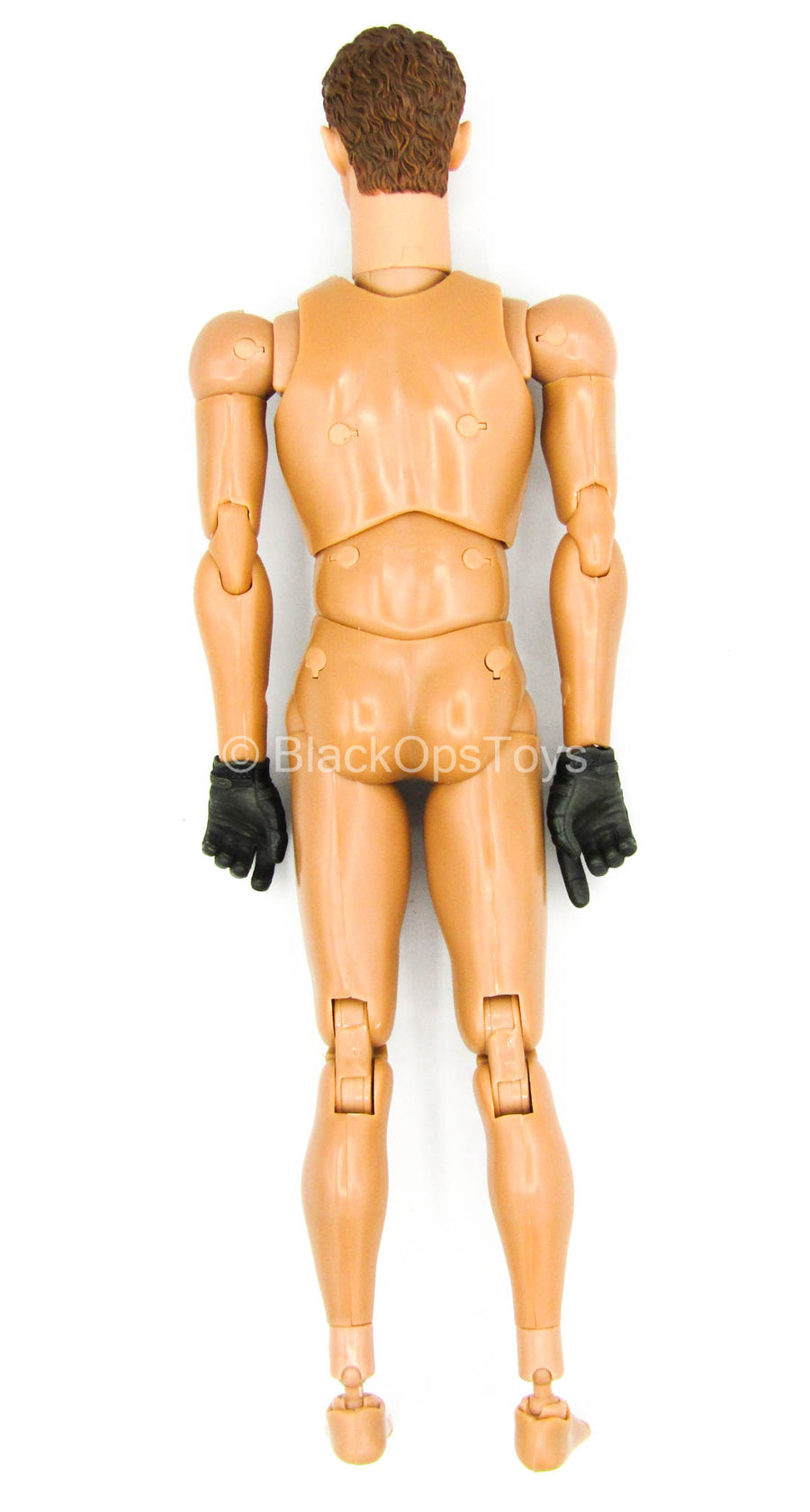 USAF - Security Force - Male Base Body w/Head Sculpt