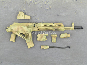 PMC - The Escort - Snake Skin Camo AK-47 w/Accessory Set
