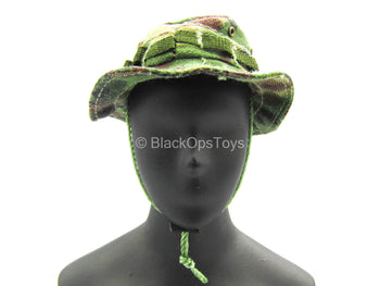 HEADGEAR - Woodland Camo Boonie Hat