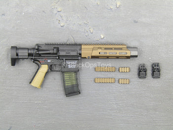 S.A.D. Low Profile - HK 416C Compact PDW Rifle