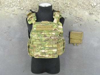 US - Army SFG - Multicam Plate Carrier Vest