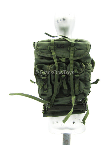 U.S. Marine Corps Sniper - OD Green Backpack