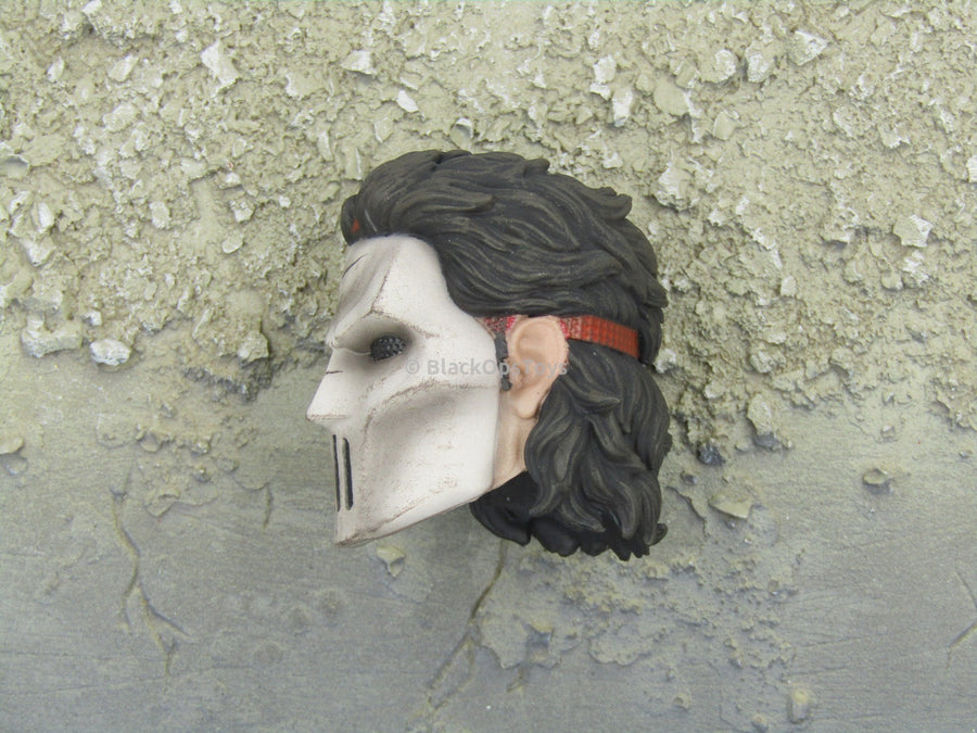 TMNT Casey Jones Male Head Sculpt