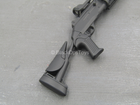 Black Benelli M4 Shotgun w/Grip, Sight & Rail System - MINT IN PACKAGE