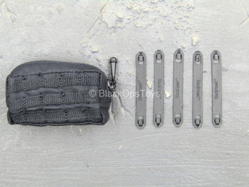 Special Duties Unit (SDU) - Black Multipurpose Pouch