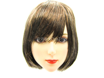 Gantz:O - Anzu - Female Brunette Head Sculpt