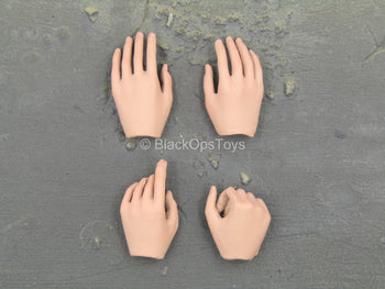 Wanted - Female Hand Set